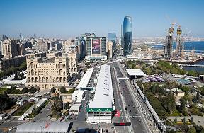 Formel 1 Großer Preis von Aserbaidschan 2020
