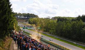 Formel 1 Großer Preis von Belgien 2019