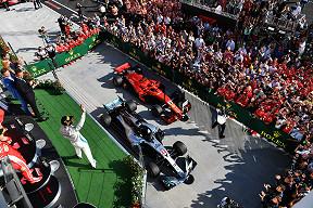 von Ungarn Formel 1 Großer Preis 2020