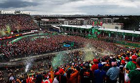 Formel 1 Großer Preis von Mexiko 2019