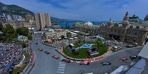 Formel 1 Großer Preis von Monaco 2020