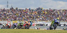 MotoGP Großer Preis der Niederlande 2020
