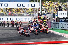 MotoGP Großer Preis von San Marino 2019