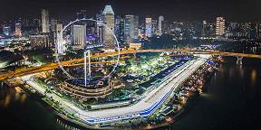 Formel 1 Großer Preis von Singapur 2019