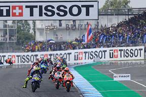 MotoGP Großer Preis von Thailand 2019