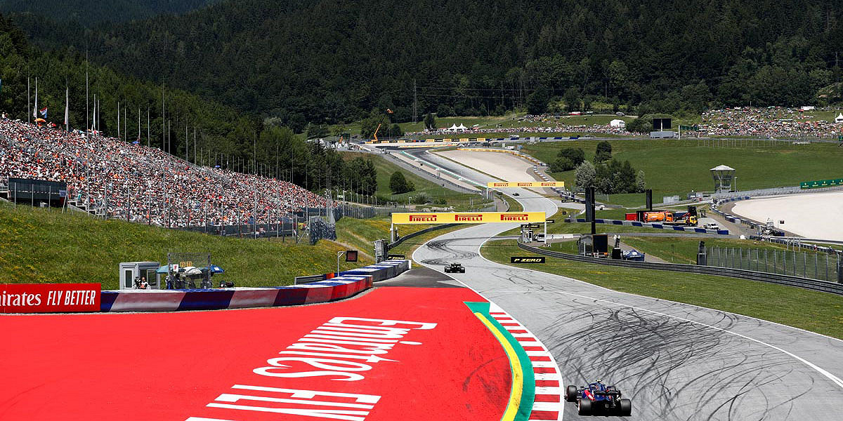 Austria F1 Grand Prix