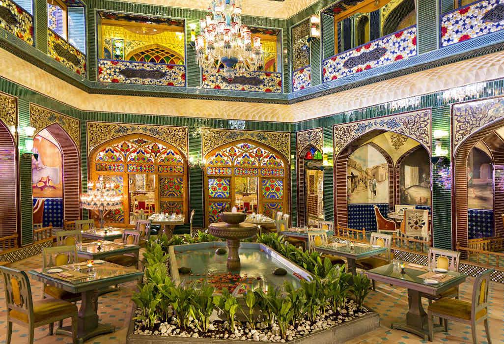 Parisa Restaurant, Souq Waqif