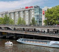 Ibis Amsterdam Centre with Arena in 2 Grandstand (Double Room, Two People)