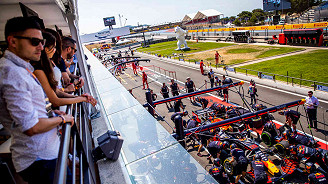 Aston Martin Red Bull Racing Paddock Club™