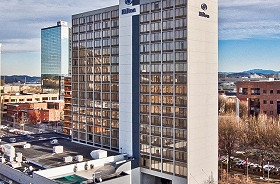 Hilton Knoxville - Weekend - Petty Grandstand