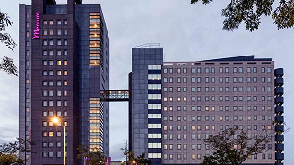 Mercure Hotel Amsterdam City met Eastside 2B Tribune (Kamertype: Double, 1 persoon)