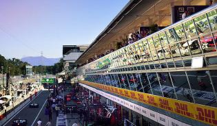 Formule Een Paddock Club™