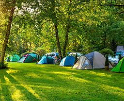 Camping officiel du GP de France