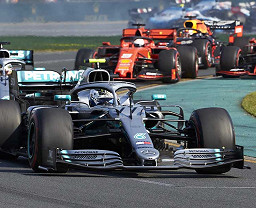 Australian Grand Prix Seating Guide