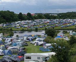 Whittlebury Park Campsite