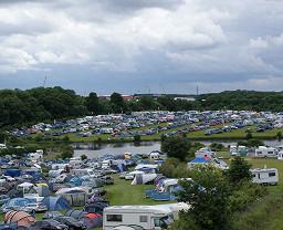 Whittlebury Park MotoGP Campsite