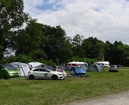 Le Mans 24 Hours Expo Campsite