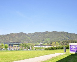 Red Bull Ring Purple Campsite