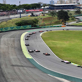 Interlagos Circuit, the Brazilian F1 race track
