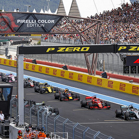Circuit Paul Ricard, the French F1 race track