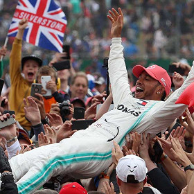 Five Best tracks for Lewis Hamilton