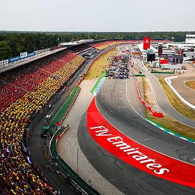 Histoire: Le Grand Prix d'Allemagne