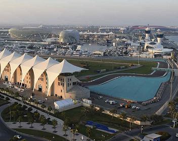 Formel 1 Großer Preis von Abu Dhabi 2020