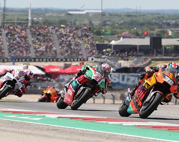 Americas MotoGP 2021