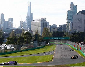 von Australien Formel 1 Großer Preis 2021