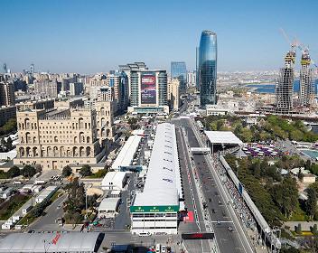 Grand Prix von Aserbaidschan Formel 1 Großer Preis 2022