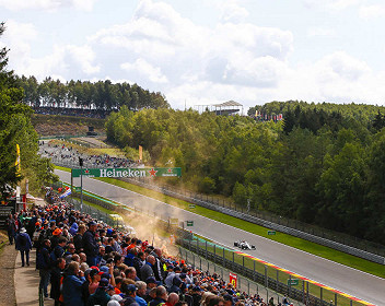 Formel 1 Großer Preis 2020 von Belgien