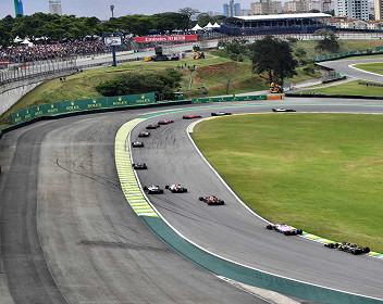 von Brasilien Formel 1 Großer Preis 2020