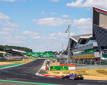 Formel 1 Großer Preis von Großbritannien 2020