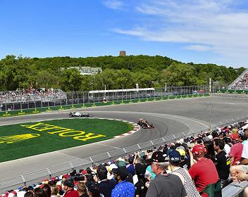 von Kanada Formel 1 Großer Preis 2021