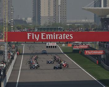 von China Formel 1 Großer Preis 2021