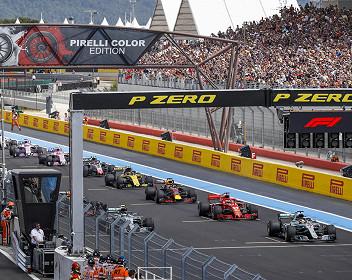 von Frankreich Formel 1 Großer Preis 2021