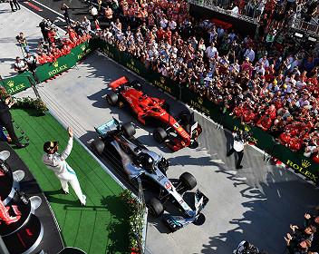 Formel 1 Grand Prix von Ungarn 2021