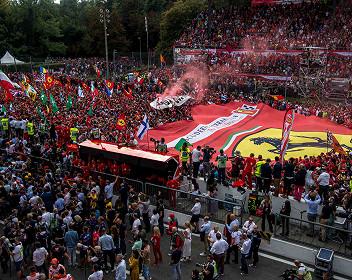 von Italien Formel 1 Großer Preis 2021