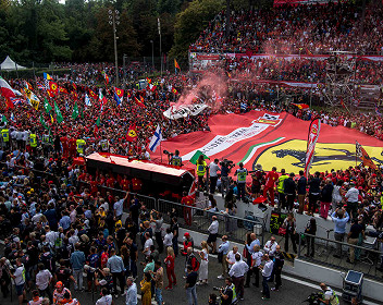 Formel 1 Grand Prix von Italien 2021