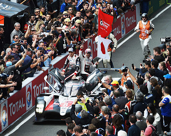 FIA WEC 24 Hours of Le Mans 2022