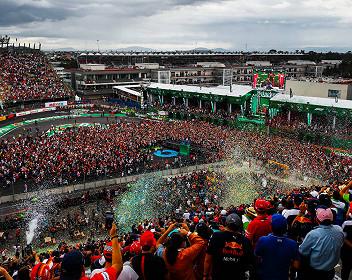 Formel 1 Grand Prix von Mexiko 2021