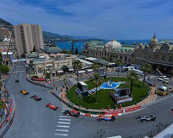 von Monaco Formel 1 Großer Preis 2021