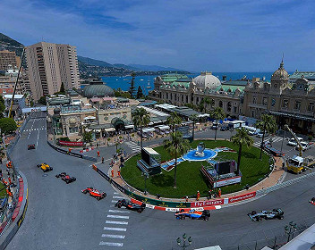 Formel 1 Grand Prix von Monaco 2021