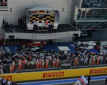 Formel 1 Großer Preis von Russland 2020