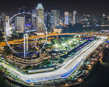 Formel 1 Großer Preis von Singapur 2020
