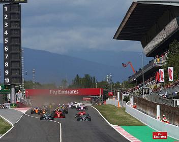 von Spanien Formel 1 Großer Preis 2021