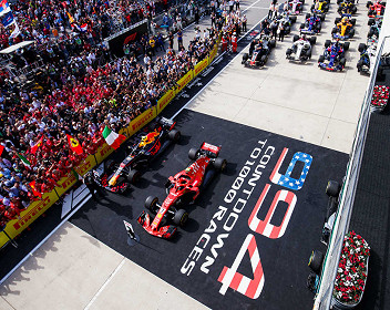 der USA Formel 1 Großer Preis 2021