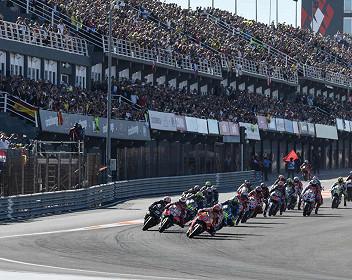 MotoGP Großer Preis von Valencia 2020
