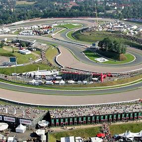 Sachsenring Circuit