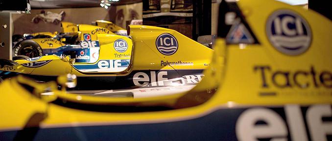 VIP-Paket Williams Race Day